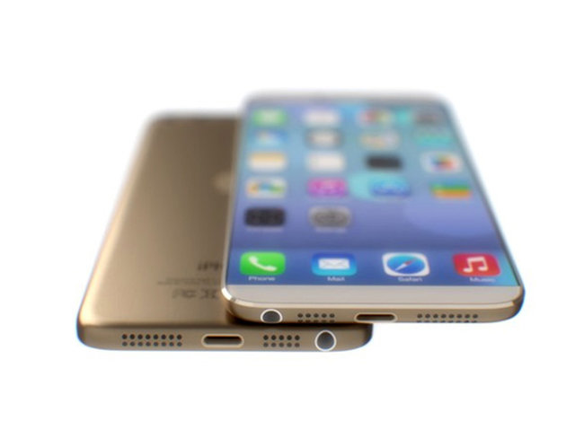 Look at this iPhone 6, we hope this is the iPhone 6. Wouldn't it be a great iPhone 6? - photo 11