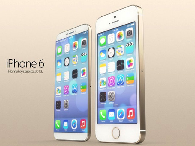 Look at this iPhone 6, we hope this is the iPhone 6. Wouldn't it be a great iPhone 6? - photo 3