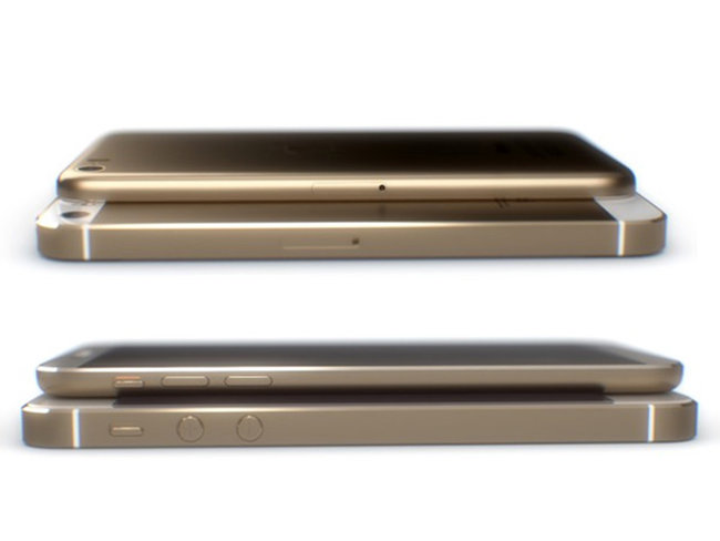 Look at this iPhone 6, we hope this is the iPhone 6. Wouldn't it be a great iPhone 6? - photo 4