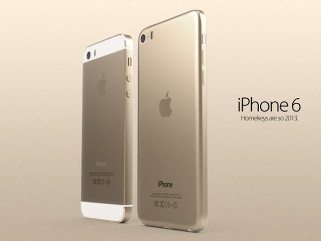 Look at this iPhone 6, we hope this is the iPhone 6. Wouldn't it be a great iPhone 6? - photo 8