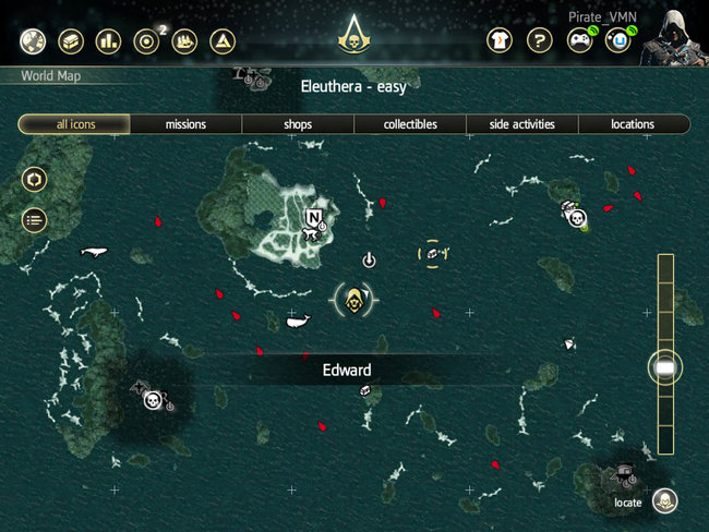 Assassin's Creed IV Black Flag Companion App now available for iPad and Android tablets - photo 1