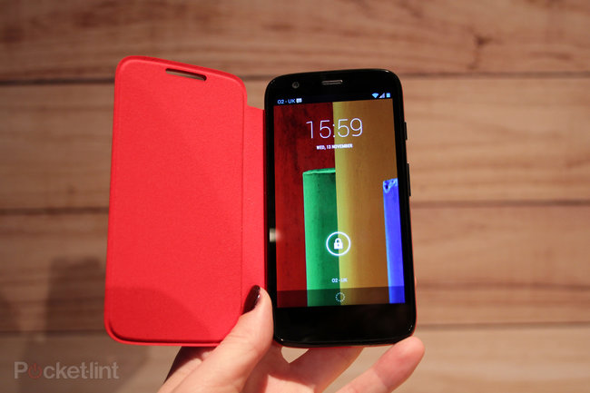 Motorola Moto G accessories: Hands on with the flip shell, grip shell and earphones - photo 2