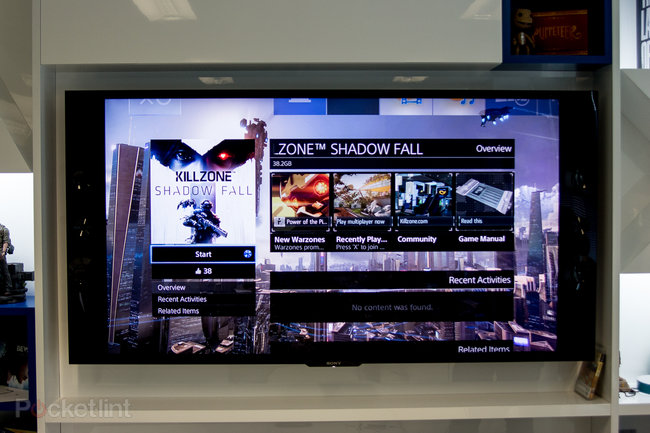 PS4 user interface explored: Hands-on with a simple, speedy experience - photo 16
