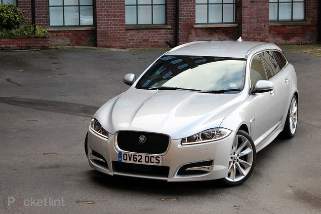 Jaguar XF Sportbrake 3.0 Diesel S Portfolio review - photo 1