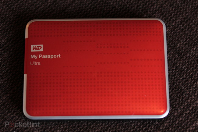 Western Digital My Passport Ultra review - photo 2