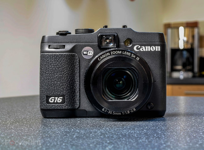 Canon PowerShot G16 review - photo 2