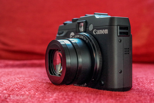 Canon PowerShot G16 review - photo 3