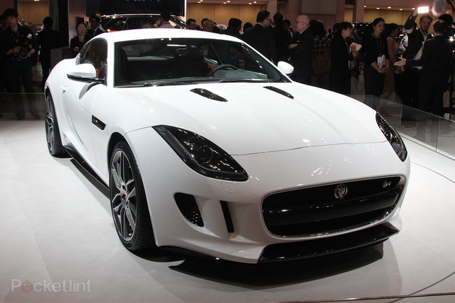 Jaguar F-Type R Coupe pictures and hands-on - photo 1