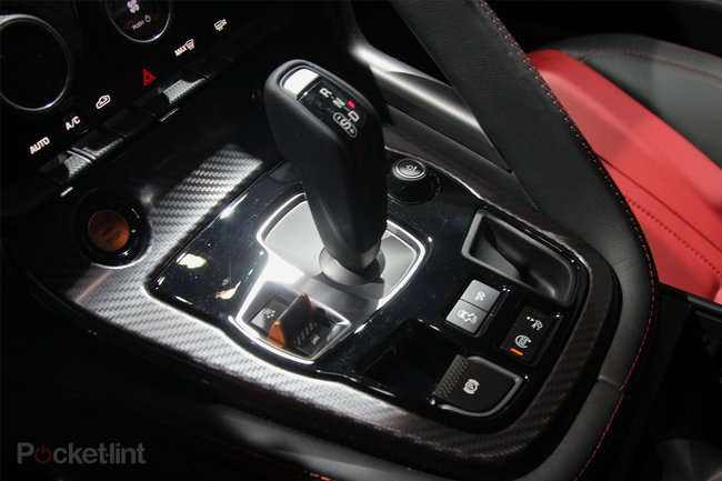 Jaguar F-Type R Coupe pictures and hands-on - photo 11