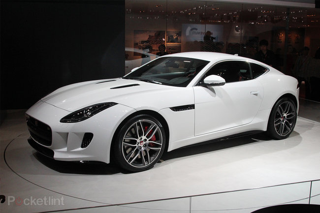 Jaguar F-Type R Coupe pictures and hands-on - photo 2