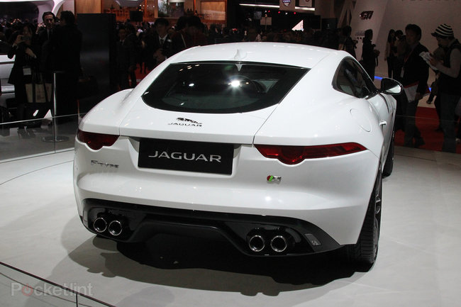 Jaguar F-Type R Coupe pictures and hands-on - photo 3