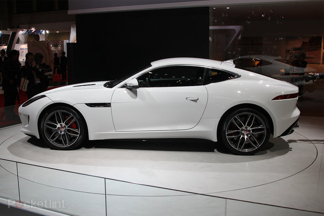Jaguar F-Type R Coupe pictures and hands-on - photo 4