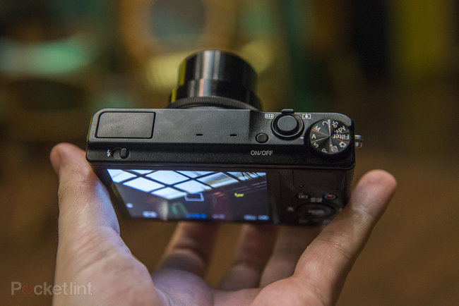 Fujifilm XQ1 review - photo 5