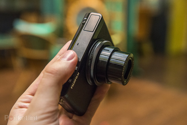 Fujifilm XQ1 review - photo 8