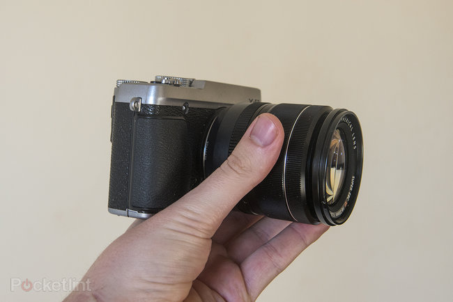 Fujifilm X-E2 review - photo 4