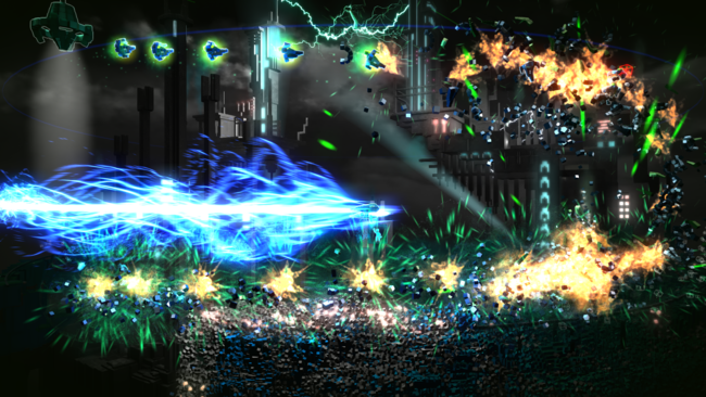 Resogun review - photo 11