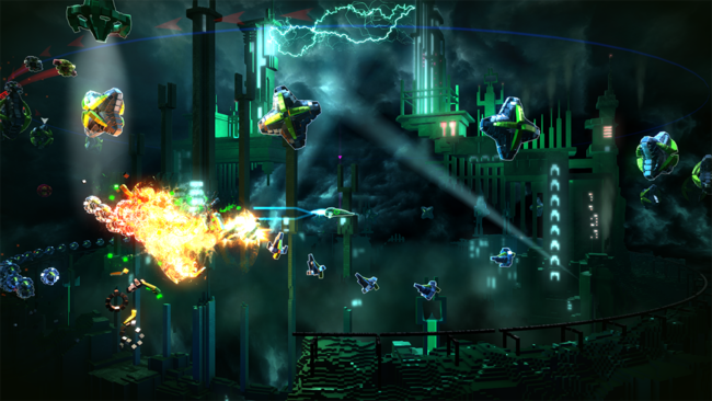 Resogun review - photo 3