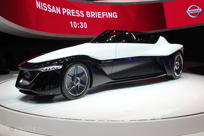 Nissan BladeGlider pictures and hands-on - photo 1