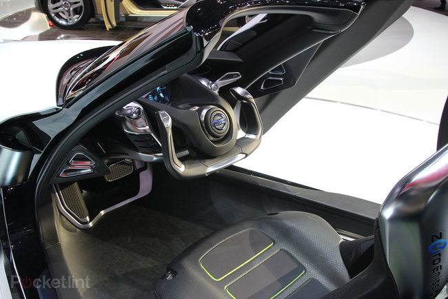 Nissan BladeGlider pictures and hands-on - photo 21