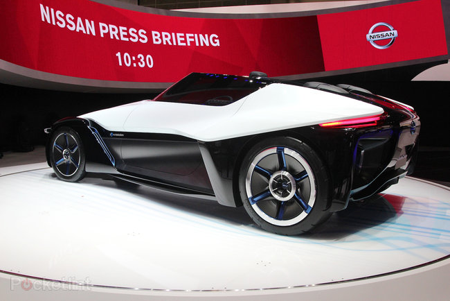 Nissan BladeGlider pictures and hands-on - photo 3