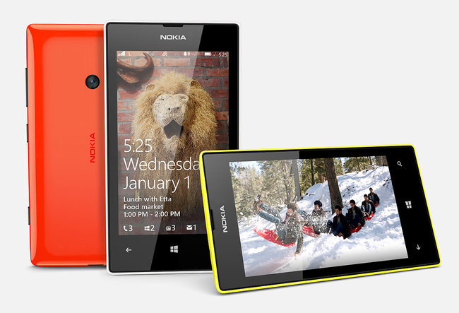 Nokia Lumia 525 now official: 4-inch, dual-core Snapdragon S4 and 5-megapixel camera - photo 2