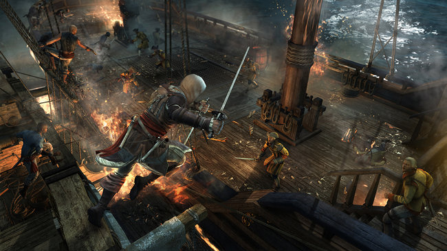 Assassin's Creed 4: Black Flag review - photo 1
