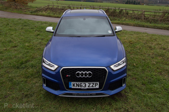 Hands-on: Audi RS Q3 review - photo 1
