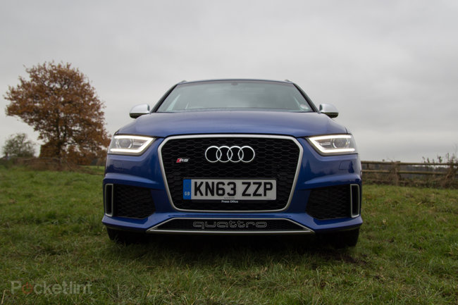Hands-on: Audi RS Q3 review - photo 10
