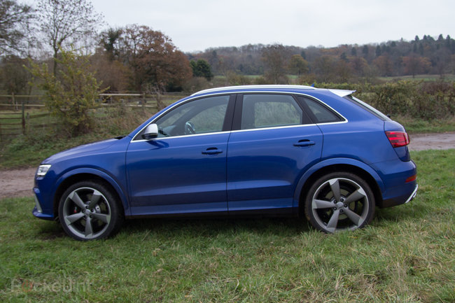 Hands-on: Audi RS Q3 review - photo 11