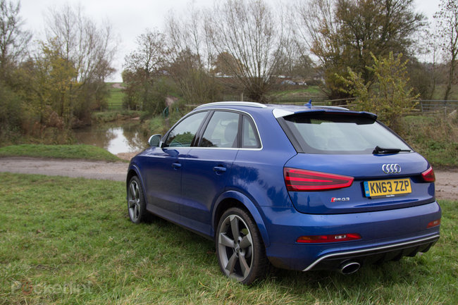 Hands-on: Audi RS Q3 review - photo 12