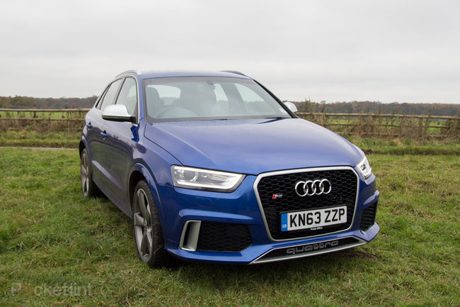 Hands-on: Audi RS Q3 review - photo 3