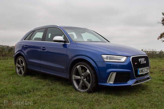 Hands-on: Audi RS Q3 review - photo 4