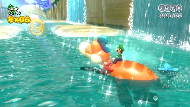 Super Mario 3D World review - photo 16