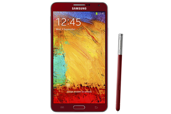 New Samsung Galaxy Note 3 colours heading to the UK, including Apple-esque gold trim - photo 3