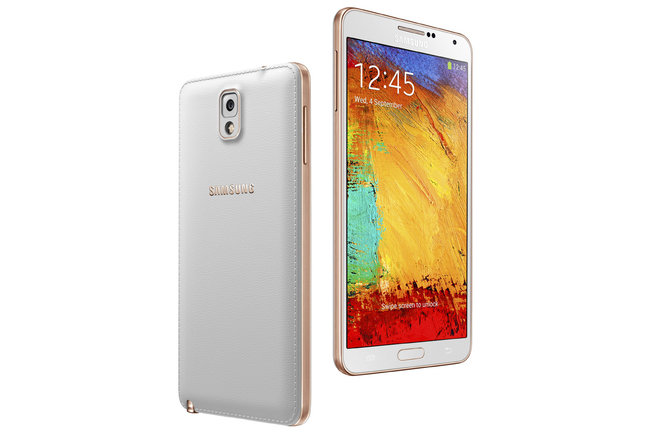 New Samsung Galaxy Note 3 colours heading to the UK, including Apple-esque gold trim - photo 8