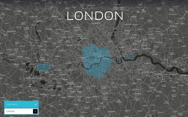 Uber: The new taxi service hoping to change getting a cab in London - photo 3