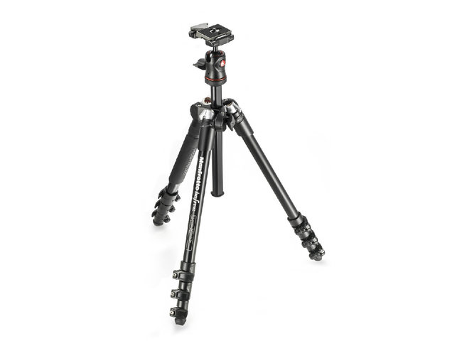 Hands-on: Manfrotto BeFree tripod review - photo 14