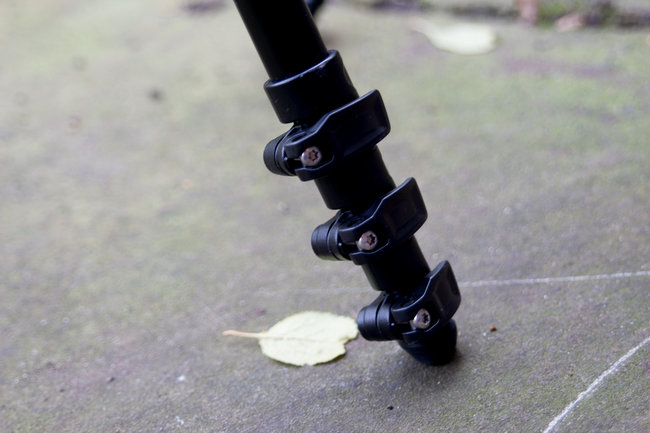 Hands-on: Manfrotto BeFree tripod review - photo 5