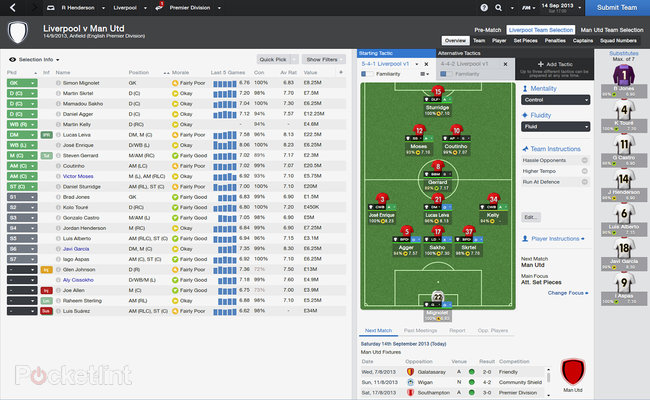 Football Manager 2014 review - photo 4