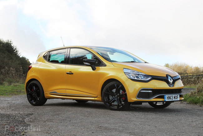 Renault Clio RenaultSport 200 Turbo EDC Lux review - photo 2