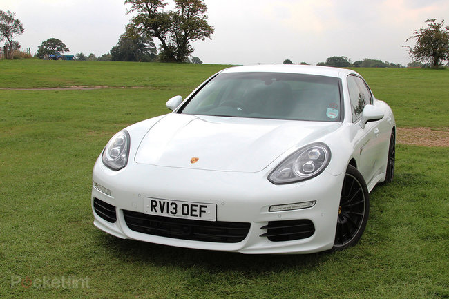 Hands-on: Porsche Panamera Diesel review - photo 1