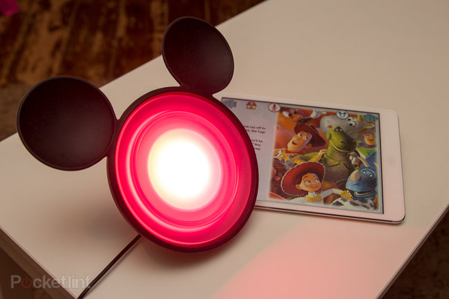 Philips Disney Friends of Hue StoryLight Starter Kit review - photo 1
