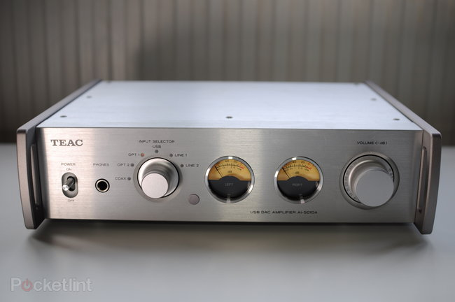 Teac USB DAC Amplifier AI-501DA review - photo 1