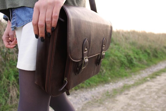 Proporta Stephenson Satchel combines iPad case with laptop bag for hipster chic - photo 1
