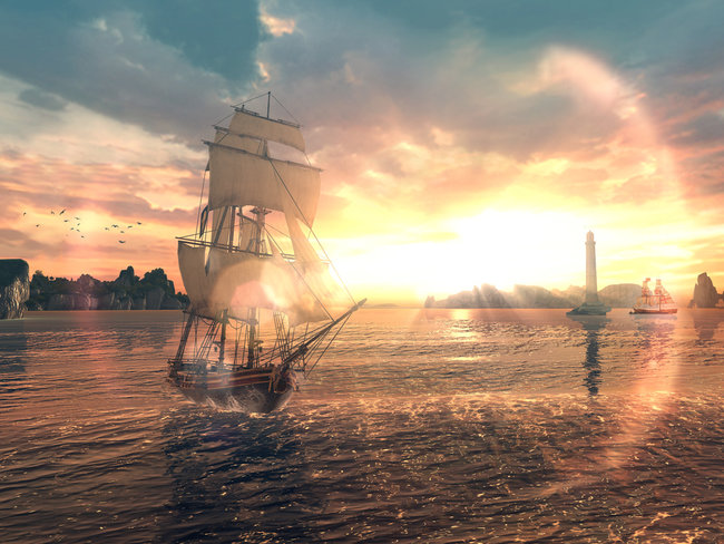 Assassin's Creed: Pirates now available for iPhone, iPad, Kindle Fire and Android - photo 1