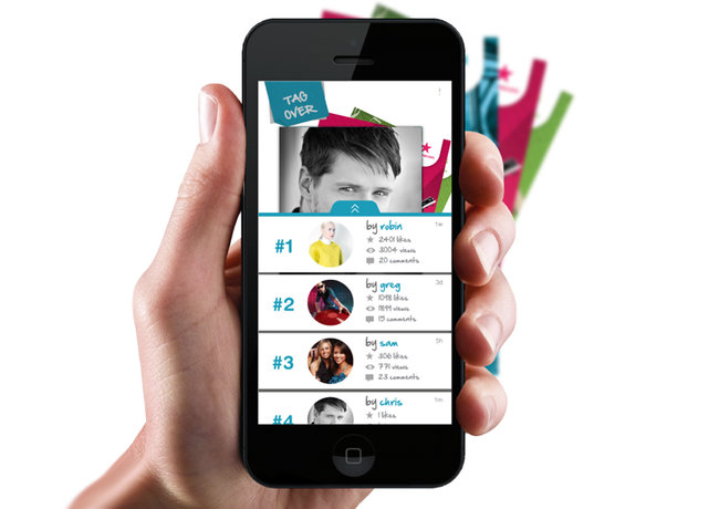Taggar is here to make augmented reality sociable: Hide messages in objects only your mates can find - photo 4