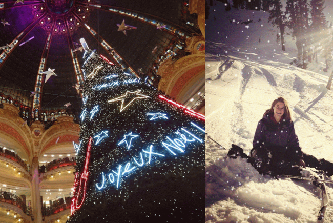 Google+ can now make your holiday photos twinkle and snow - photo 1