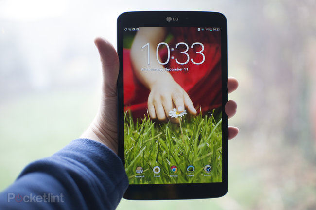 LG G Pad 8.3 review - photo 1
