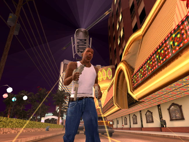 Grand Theft Auto: San Andreas (iPhone & iPad) review - photo 13