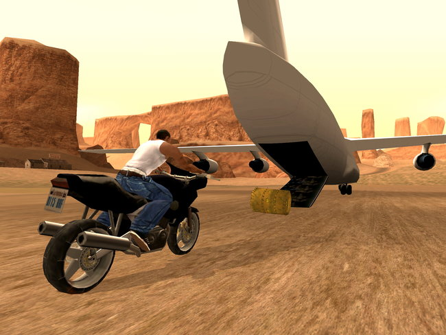 Grand Theft Auto: San Andreas (iPhone & iPad) review - photo 15